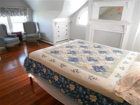 Bedrooms Third Floor